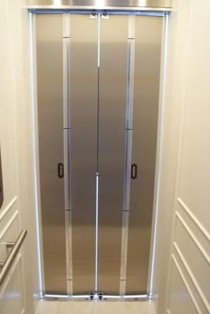 Home Elevator Bi-Fold Doors