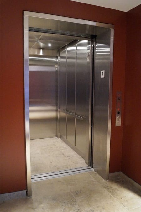 Large Elevator Solutions for Large Building