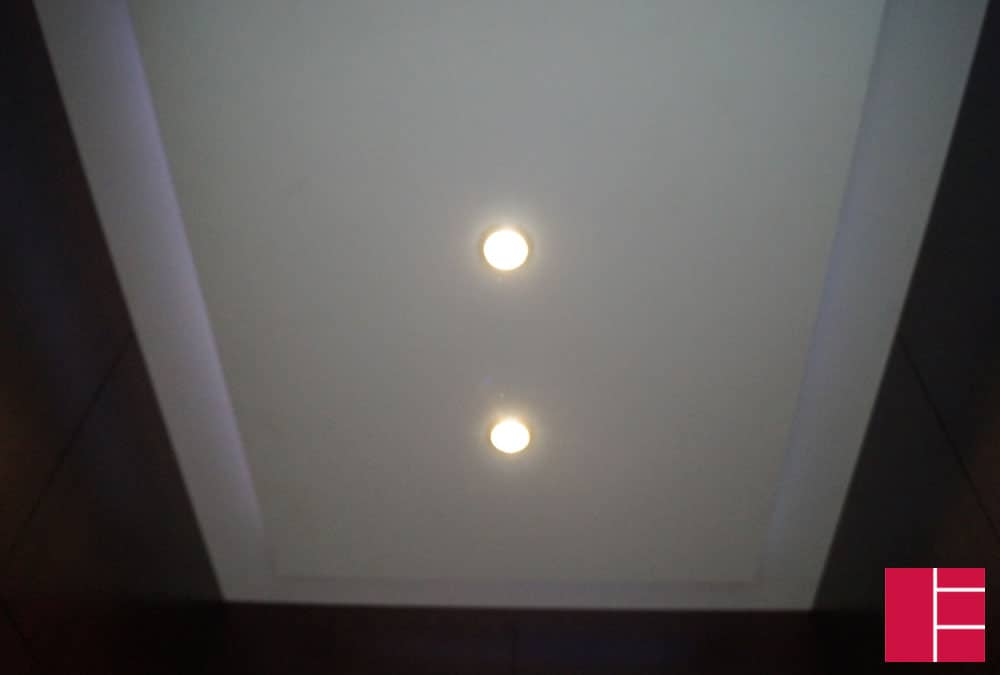 Elevator Ceiling and Lighting Options | Federal Elevator