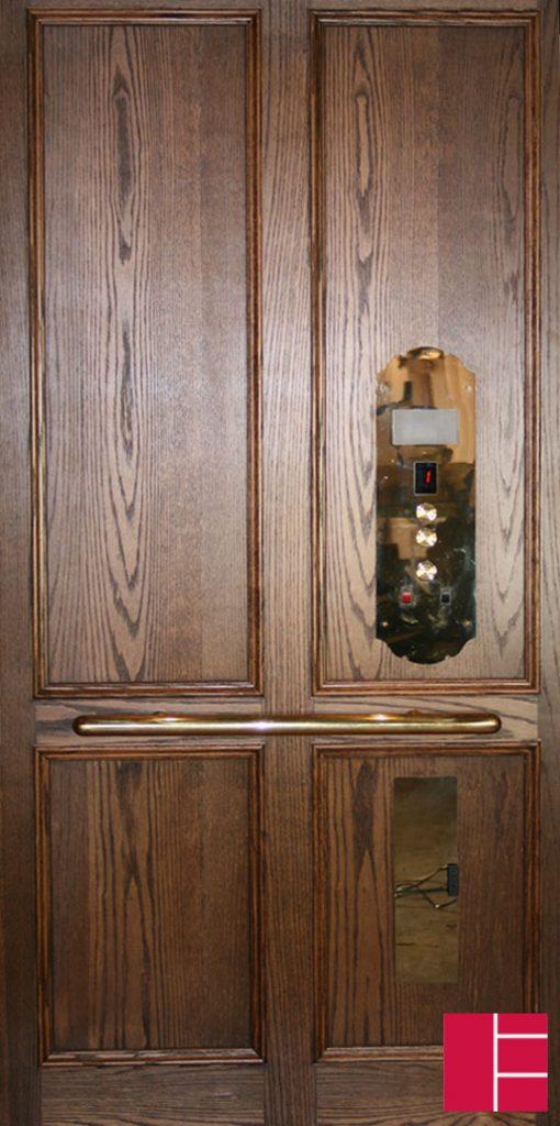 Elevator cab walls federal elevator for Elevator options