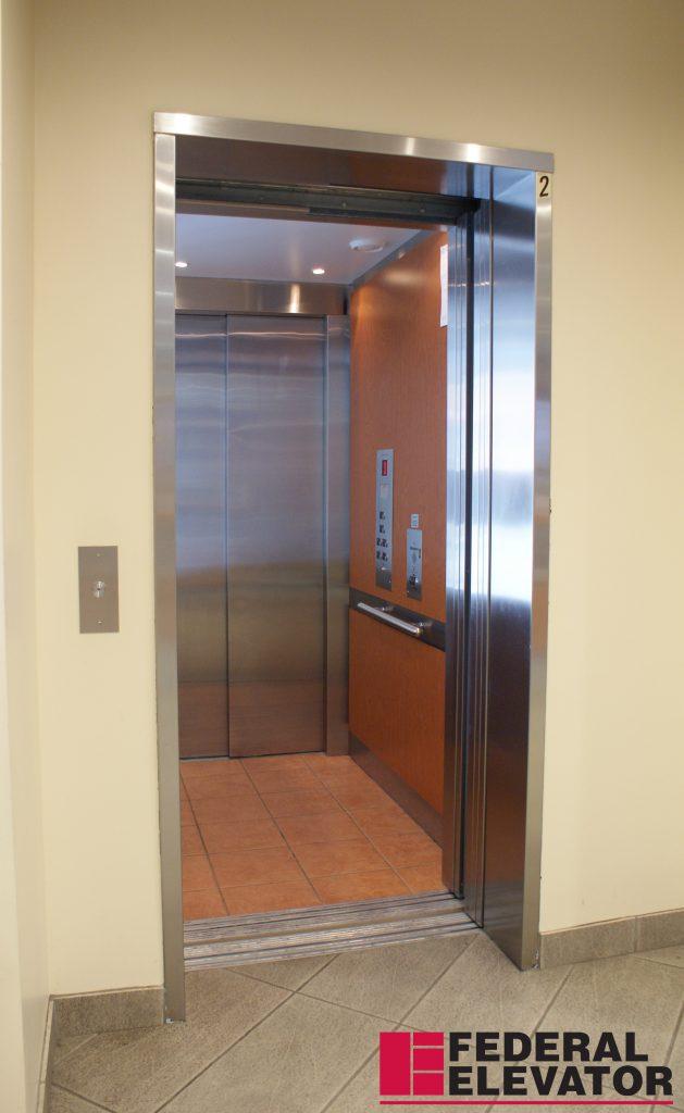 Commercial Elevators | Canadian Elevator Manufacturer | Federal Elevator 11