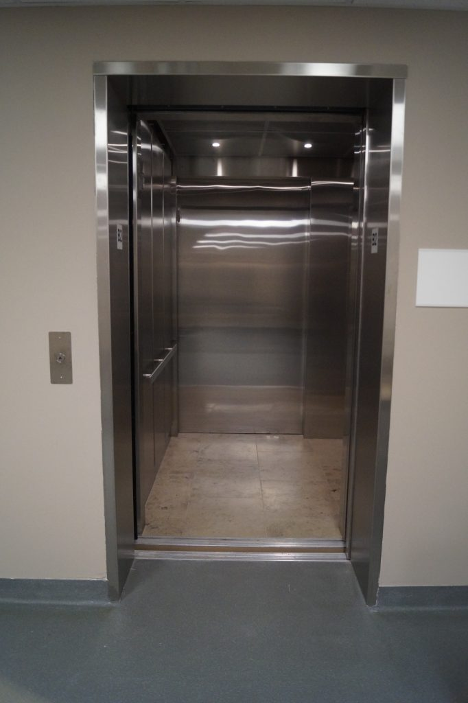 Commercial Elevators | Canadian Elevator Manufacturer | Federal Elevator office example