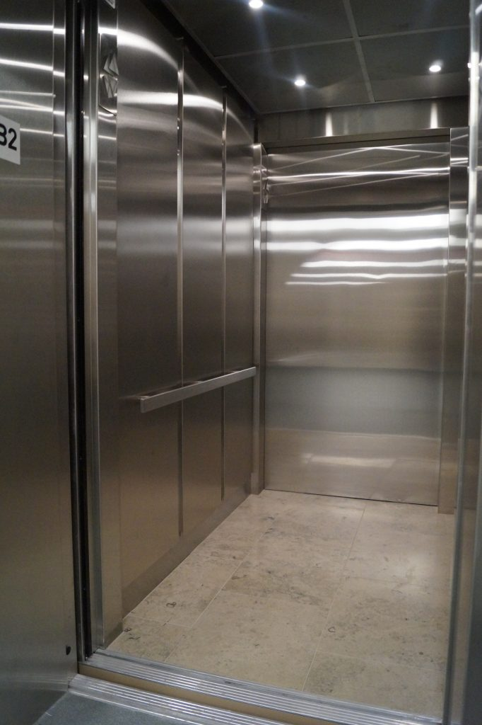 Commercial Elevators | Canadian Elevator Manufacturer | Federal Elevator example