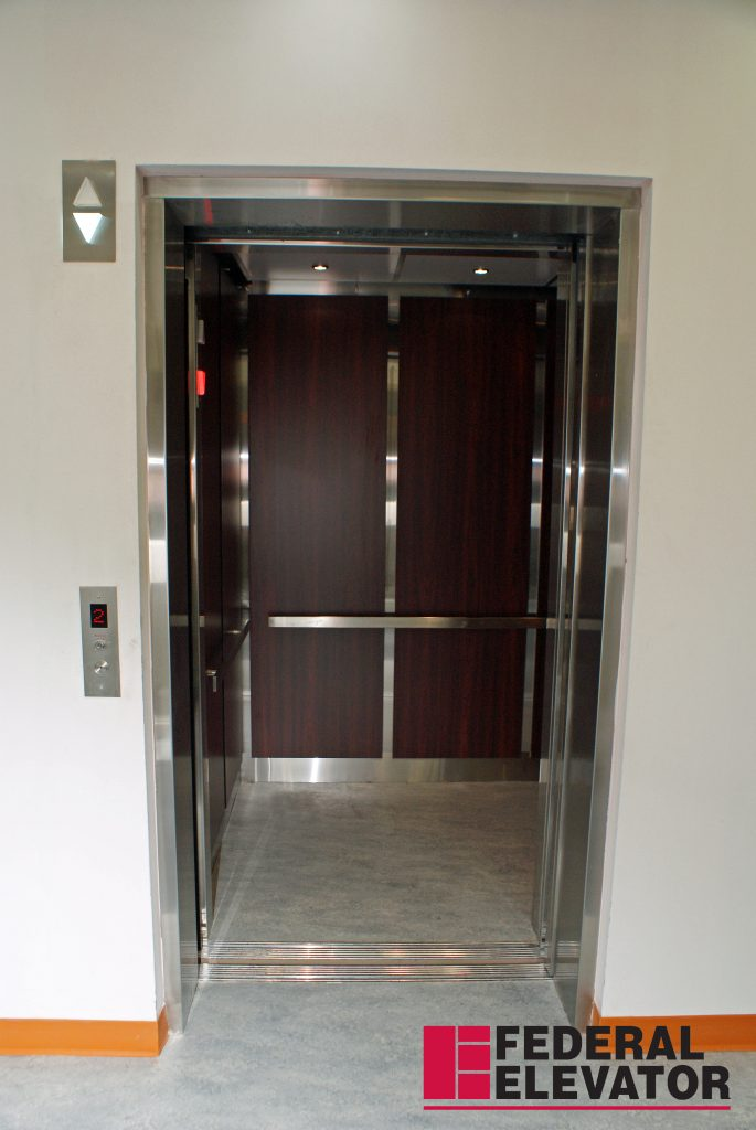 Commercial Elevators | Canadian Elevator Manufacturer | Federal Elevator office example 5