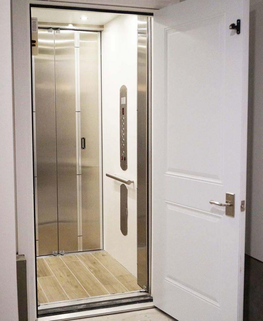 Legacy Volt elevator
